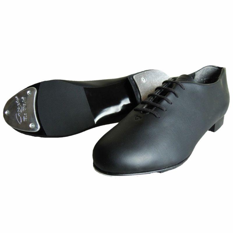 お手頃価格で本格仕様【Capezio】カペジオ443タップシューズ