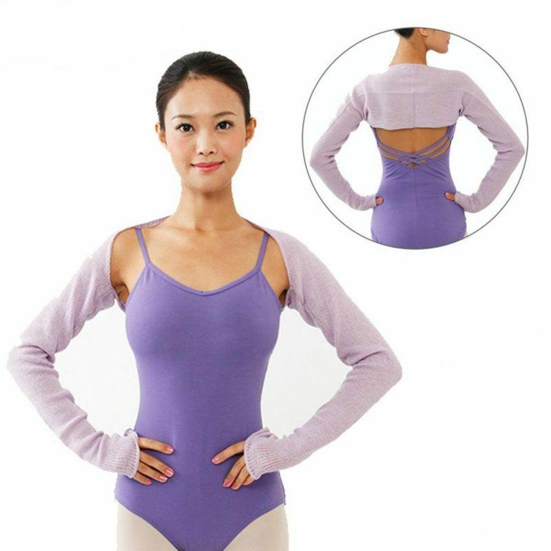 【Sansha】サンシャダンスショルダーウォーマーKT13≪ダンス用品、バレエ用品、ウォームアップ≫