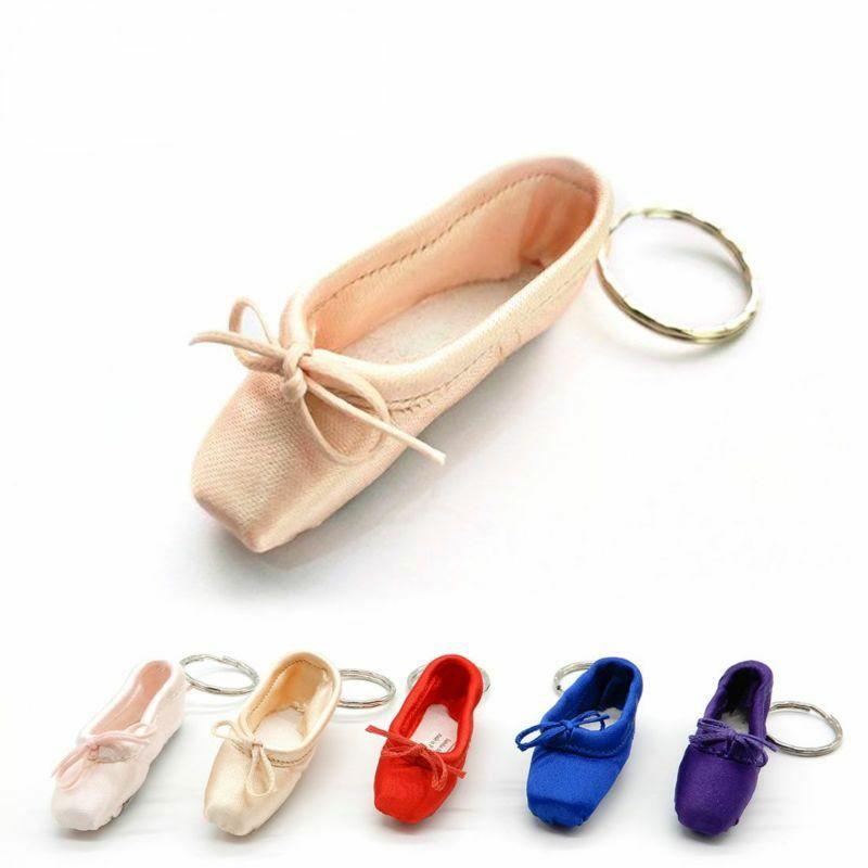 Sansha【サンシャ】トゥシューズキーホルダー